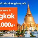 Jetstar khuyến mãi đi Bangkok 199k