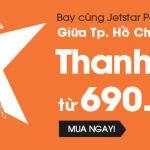 Jetstar khuyến mãi 240k