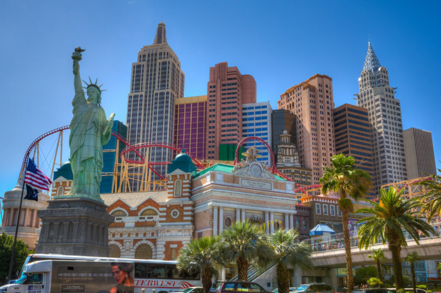 Thiên đường giải trí Las Vegas