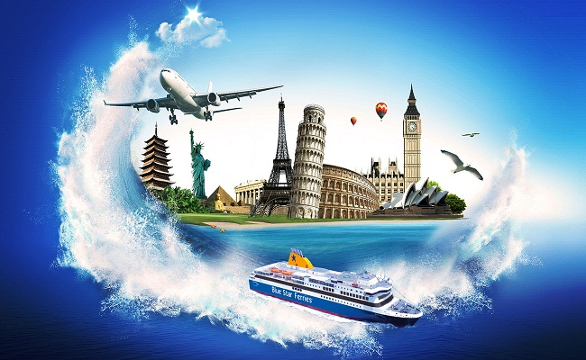Du lịch khắp thế giới với vé máy bay giá rẻ