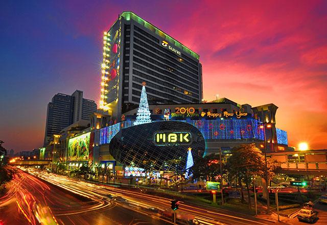 Vietjet khuyến mãi TP. HCM – Bangkok giá chỉ 105k