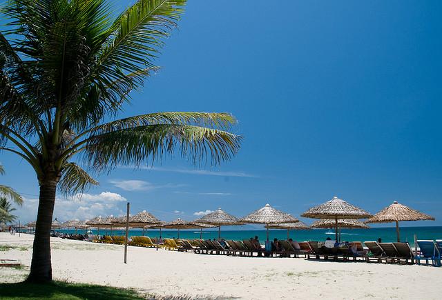 Hình ảnh 7 bãi biển đẹp nhất Việt Nam
