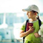 Quy định giấy tờ cho trẻ em khi đi máy bay