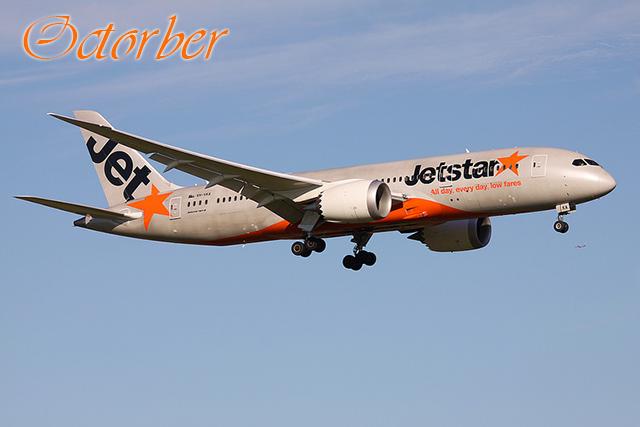 Vé máy bay giá rẻ tháng 10 của Jetstar Pacific