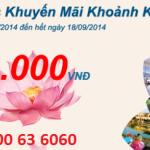 Vietnam Airlines khuyến mãi vé 399k