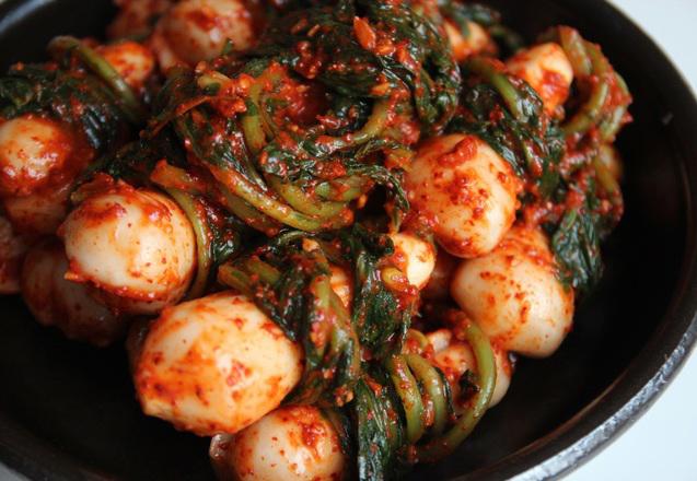Hình ảnh 7 món ăn truyền thống từng gây nhiều tranh cãi