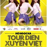 Nhận ngay 30 vé mời tour diễn xuyên Việt của Hồ Ngọc Hà
