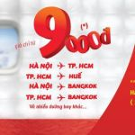 Vietjet khuyến mãi vé máy bay giá rẻ 9k cho ngày 20-11