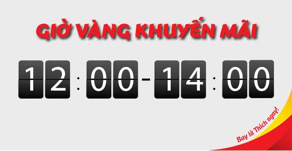 Hình ảnh Vietjet khuyến mãi vé máy bay Tết 2015 giá rẻ 9.000