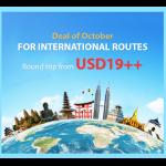 Vietnam Airlines khuyến mãi vé khứ hồi đi quốc tế từ 19 USD