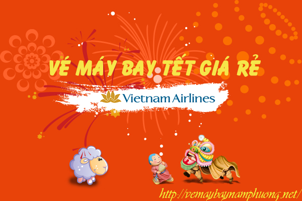 Hình ảnh Vietnam Airlines mở bán vé máy bay Tết 2015