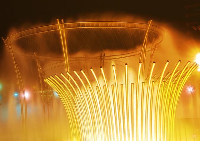 Hình ảnh chiêm ngưỡng 10 đài phun nước độc nhất vô nhị trên thế giới