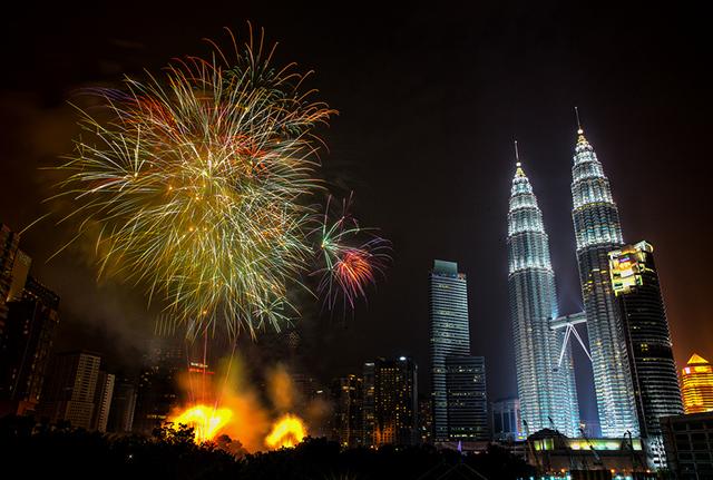 Hình ảnh khám phá 10 điểm đón năm mới tuyệt vời ở Đông Nam Á
