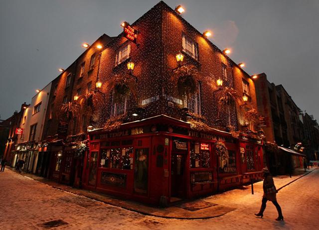Hình ảnh khám phá 20 thành phố chụp ảnh đẹp nhất mùa Giáng Sinh 2014