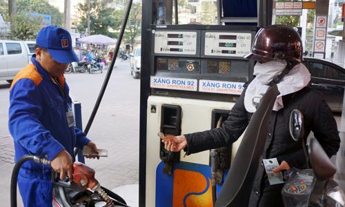 Hình ảnh giá xăng tiếp tục giảm gần 1.900 đồng dịp cận Tết