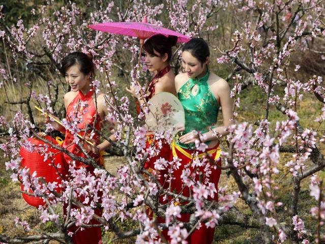 Hình ảnh cách đón Tết Nguyên Đán đặc biệt của người Trung Quốc
