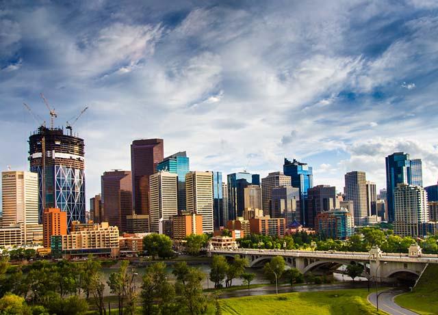 Hình ảnh chiêm ngưỡng 5 thành phố sạch nhất thế giới