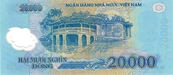Hình ảnh khám phá những địa danh nổi tiếng trên tiền lì xì