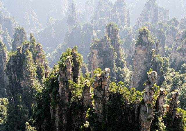 Hình ảnh những điểm du lịch độc đáo trên thế giới dịp Tết
