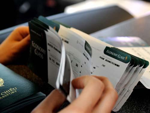 Hình ảnh để săn được vé máy bay giá rẻ