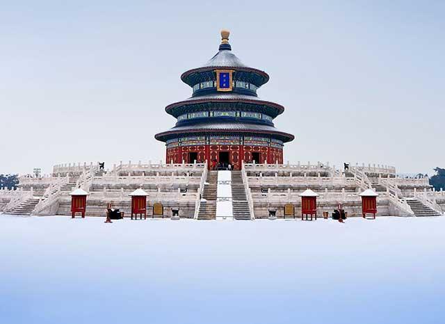 Hình ảnh khám phá 10 ngôi đền nổi tiếng châu Á dịp 30-4