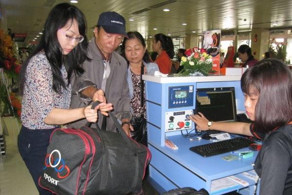 Jetstar Pacific Airlines. ¢nh Lê Nam