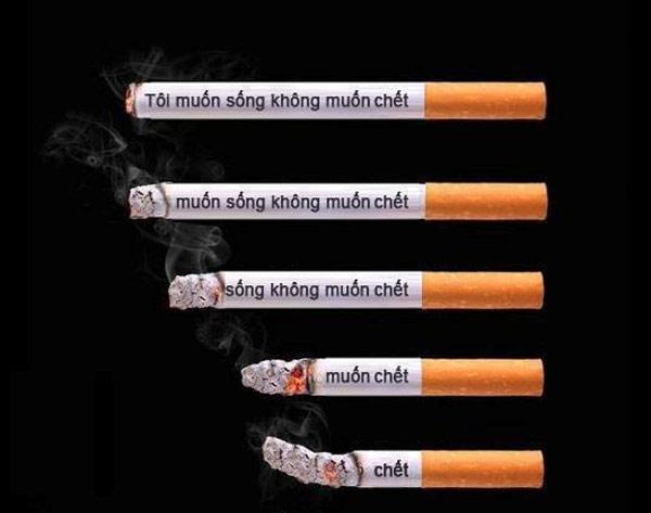 Mẹo hay giúp bạn thuốc lá thành công