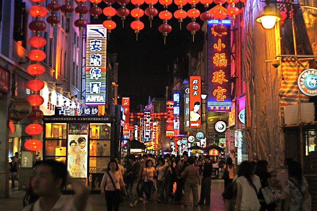 Chợ đêm Hong Kong