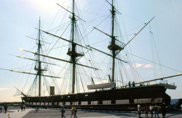 Con tàu Frigate Jylland