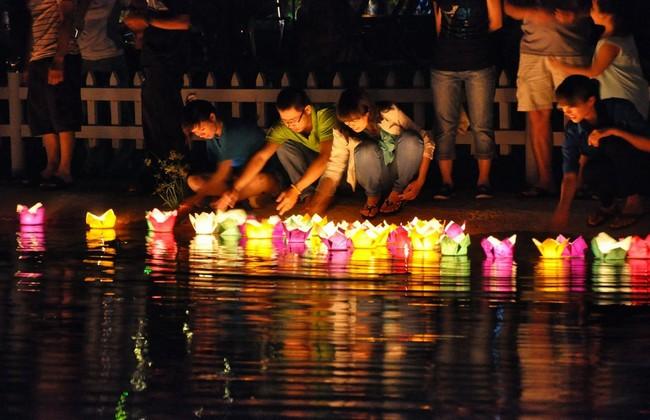 Lễ hội đêm Rằm, Nha Trang