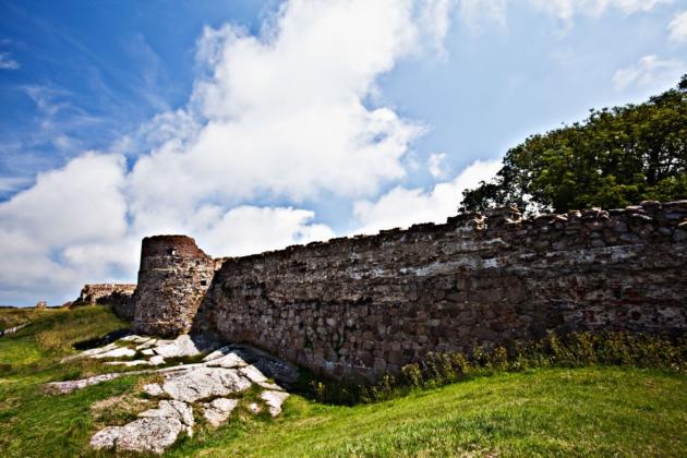 Pháo đài Hammershus