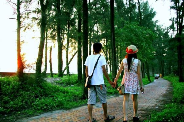 Đường tình yêu