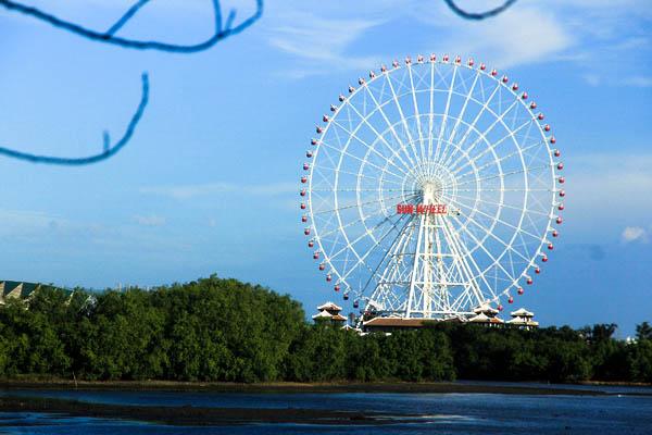 Vòng quay Mặt Trời (Sun Wheel)
