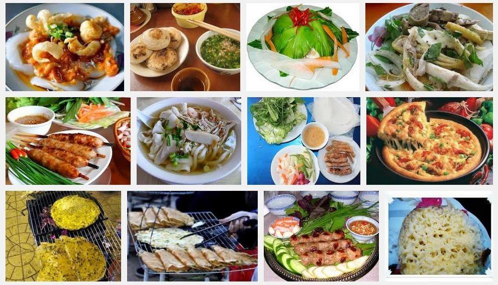 ẩm thực đêm ở Đà Lạt