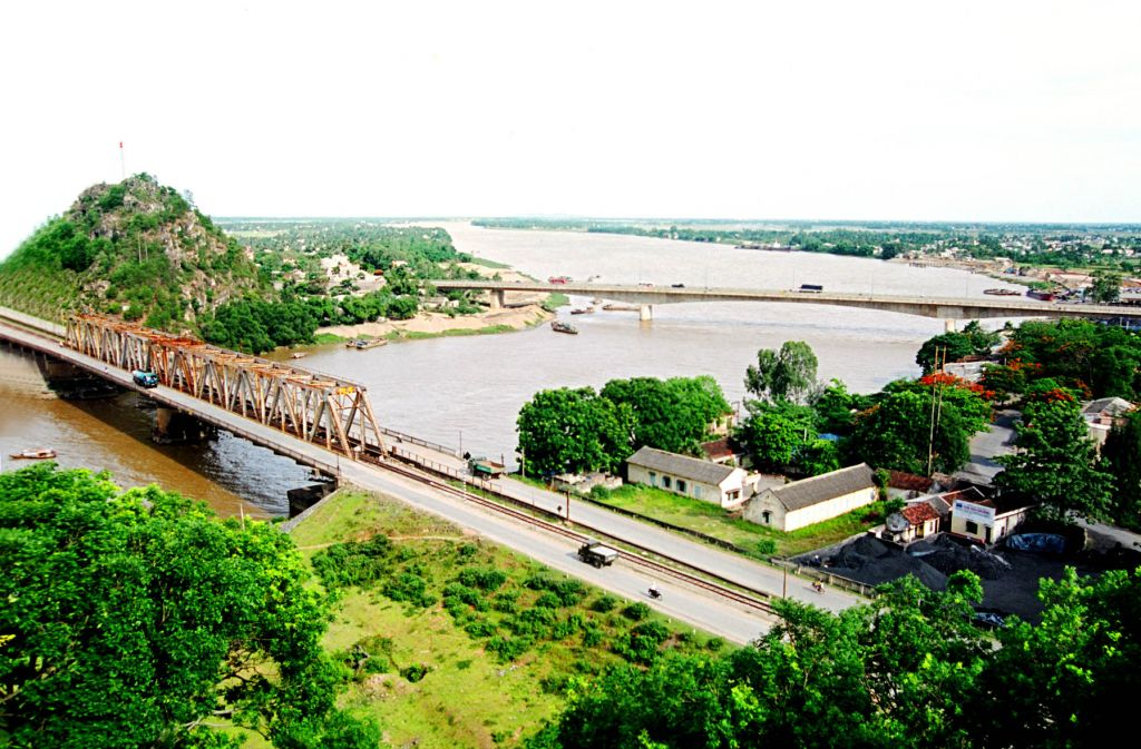 Cầu Hàm Rông Thanh Hóa