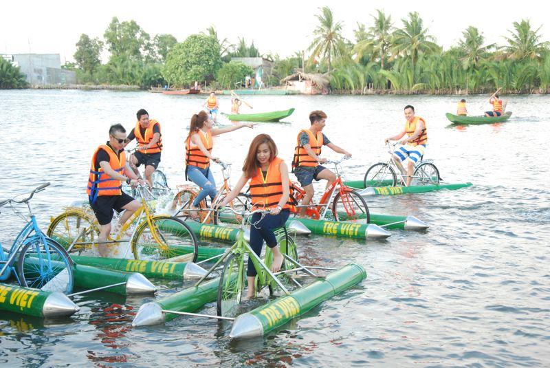 Làng du lịch sinh thái Bamboo - Tre Việt