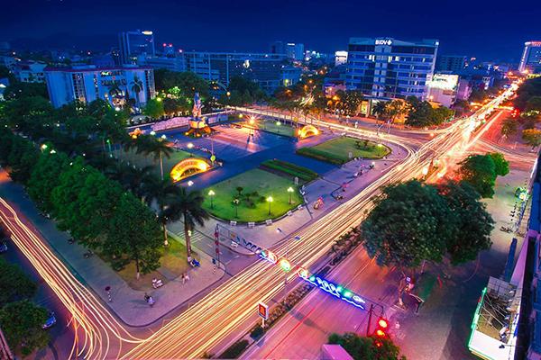 Thành phố Thanh Hóa xinh đẹp