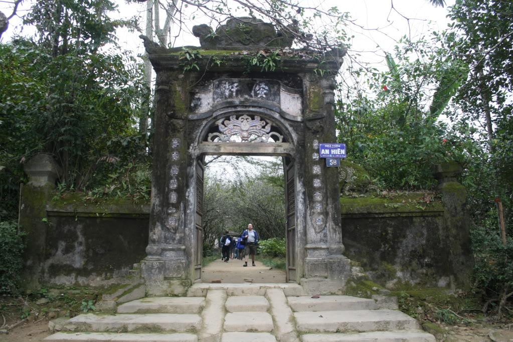 Nhà vườn An Hiên Huế