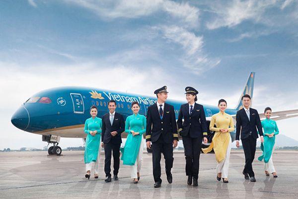 Vietnam Airlines - hãng khai thác độc quyền chặng bay Sài Gòn đi Cà Mau